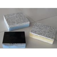 China Nature Stone Decorative Insulation Board High Density Humid Resistant on sale