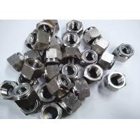 Buy cheap Corrosion Resistant Nickel Alloy Fasteners Alloy 601 Inconel 601 Hex Nut from wholesalers