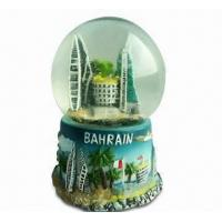 Buy cheap Resin Crafts Resin Water Ball Crystal Ball from wholesalers