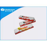 Wholesale Aluminum Chocolate Foil Wrappers , Candy Bar Foil Wrappers / Squares For Wrapping Chocolates from china suppliers