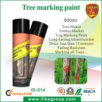Buy cheap High Reflective Tree Marker , Tree Marking Spray Paint Colors For Furniture from wholesalers