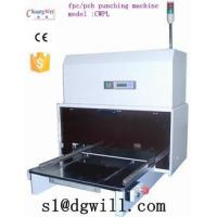 Buy cheap Manual Portable Hydraulic Punching Machine For PCB And Fpc from wholesalers