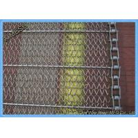 Buy cheap Inconel 601 Wire Mesh Conveyor Belt / Stainless Steel Conveyor Chain Belt from wholesalers