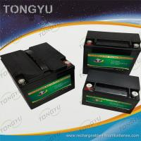 Wholesale Race Bikes LiFePO4 Lithium Ion Motorcycle Battery 12V 7.5Ah 360A Rechargeable from china suppliers