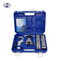 Buy cheap 45 Degree Heavy Duty 1/4 - 3/4 Copper Tube Flaring Tool Set  Come With Plastic Handcase from wholesalers