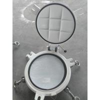 Wholesale Fixed Model Portlights Marine Windows Marine Ships Scuttle Window With Storm Cover from china suppliers