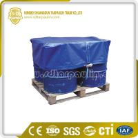 Buy cheap PVC Pallet Cover Industrial Cover Tarpaulin from wholesalers