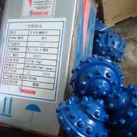 """China High Quality  6"""" IADC 437 Well used Tricone rock drill bits for sell that customer trust"""