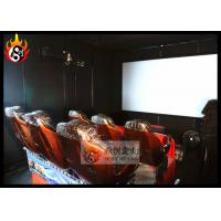 Buy cheap Luxury XD Childrens Theatre Hydraulic Platform with ABS Plastic Frame 3D Glasses from wholesalers