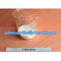 Buy cheap Local Anesthetic Lidocaine ( Esracaine , Xylocaine , Leostesin ) CAS 137-58-6 product