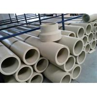 Buy cheap Chemical Liquid Transport PPH Pipe Advanced Polypropylene Long Life from wholesalers