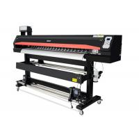 Buy cheap Eco Solvent Sticker Printing Machine , Digital Solvent Printer High Resolution from wholesalers