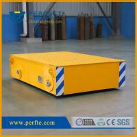 Buy cheap Steel box girder structure flat transfer vehicle use for industrial material transfer from wholesalers