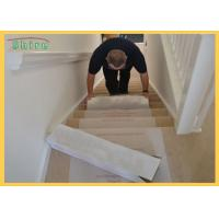 Buy cheap Disposable Granite Protection Film / Household Use Floor Protection Tape from wholesalers