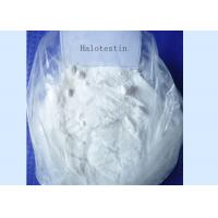 Wholesale Fluoxymesterone Testosterone Steroids For Bodyduilding Halotestin , White Crystalline Powder from china suppliers