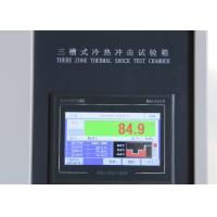 Buy cheap Environmental Simulation Thermal Shock Testing Chamber For Car Accessary Testing from wholesalers