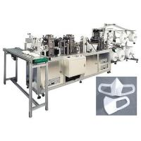 Buy cheap High Productivity Disposable Pollution Mask Machine Modular Design Intelligent Control from wholesalers