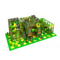 Buy cheap Industrial Indoor Playground Equipment / Older Kids Mall Play Area Equipment from wholesalers