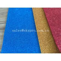 Buy cheap Glitter EVA Sole Sheet With Rolls Assorted Colors / Densities / Hardness / Textures from wholesalers
