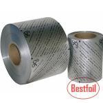Buy cheap Primer/alu/HSL coated lidding alu foil tablet PTP alu foil from wholesalers