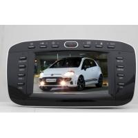 Buy cheap Digital 800*480 Fiat DVD Player A2DP With Blue Tooth Phonebook from wholesalers