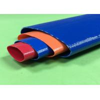 Buy cheap High Pressure PVC Layflat Hose 8 Inch For Water Discharge OEM / ODM Available from wholesalers