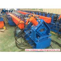 Buy cheap Galvanized Steel C Purlin Machine , Metal Stud And Track Roll Forming Machine from wholesalers