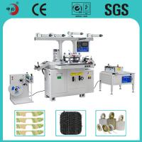 Easy Operation Automatic Die Cutting Machine Touch Panel With Picture Display Manufactures
