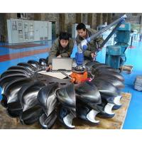 Wholesale 2MW High Water Head Two Nozzles Pelton Turbine for Hydro Power Plant from china suppliers