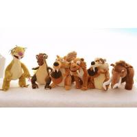 Cute Cartoon Ice Age 5 Small Stuffed Animals / Stuffed Plush Toys 10 Inch Manufactures