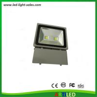 Wholesale 100W LED flood lights with 8000Lm for outdoor lighting projects from china suppliers