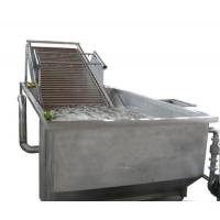 Buy cheap Surfing bubble Washing Machine for Cirtus Mango Apple Pineapple various fruits from wholesalers