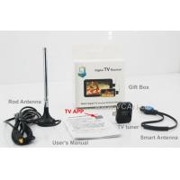 Buy cheap DVB-T2S Micro USB Digital DVB-T DVB-T2 TV Tuner Receiver for android pad from wholesalers