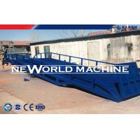 Wholesale 6T 8T 10T Hydraulic Lift Platform Mobile Hydraulic Cllimbing Bridge from china suppliers