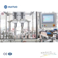 Buy cheap Hand Sanitizing Gel Filling Capping And Labeling Machine from wholesalers