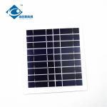 Buy cheap 9V 4.5W Residential Solar Power Panels for solar garden light ZW-4.5W-9V Photovoltaic PV Solar Module for Folding Solar from wholesalers