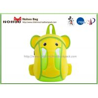 Buy cheap 3D Animal Neoprene Toddler Backpack  For 3 Year Old 32*18*10cm from wholesalers