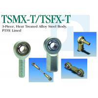 Buy cheap TSMX - T / TSFX - T Precision Stainless Steel Ball Joint Rod Ends 3 Piece PTFE Lined from wholesalers