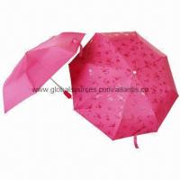 Buy cheap Promotional Umbrella/Floating Printed Umbrella, Can Change Design When Fabric Gets Wet from wholesalers