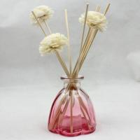 Wholesale Eco Friendly Beautiful Glass Reed Diffuser Bottles Oil Diffuser Bottle from china suppliers