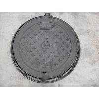 Wholesale High Intensity Double Sealed Recessed Manhole Cover Anti Sedimentation from china suppliers