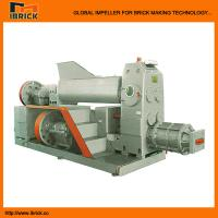 China Full automatic clay roofing paving tile making machine on sale
