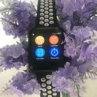Buy cheap wholesale Smart Watch 42mm MTK2502C IWO 3  Heart Rate Monitor Bluetooth Notifier Watch W53 for IOS Android phone(Black ) from wholesalers