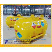 Buy cheap DT brand 1750L small portable tank for Aluminum Alkyl (UN3394, T21). from wholesalers