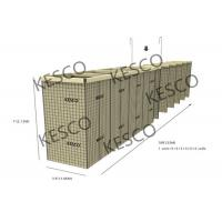 Wholesale Mil 12 Hesco Barriers For Flood Control And Military Fortifications from china suppliers