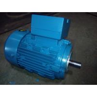 Six Pole 0.75KW / 1.1KW Three Phase Asynchronous Electric Motor 380V 50HZ Manufactures