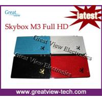 Buy cheap Skybox M3 Full HD Receiver 1080p with Card Sharing from wholesalers