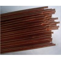 Buy cheap C1100 C1020 red copper round bars ASTMB152 B187 B133 from wholesalers