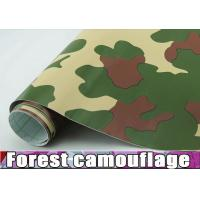 Buy cheap Army Camo Camouflage Desert Car Wrap Vinyl Sticker Air Release Decal from wholesalers