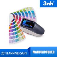 Buy cheap 3nh Spectrophotometer YS3060 Color analysis laboratory instrument with color matching system for Yarn Fabric Textile from wholesalers